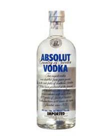 Водка Absolut стандарт 40%