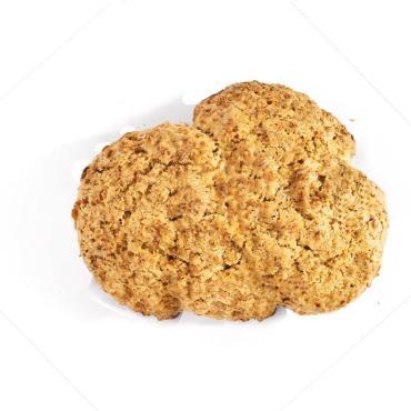 Печенье Di Leo Nuvolee integrali con crusca