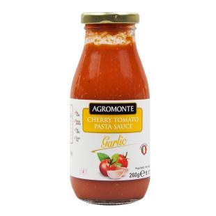 Соус Agromonte томатный с чесноком