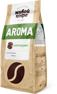 Кофе Живой Кофе Шоколадный в зернах 100 гр.