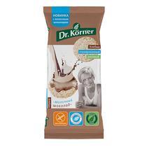 Хлебцы Dr.Korner Рисовые с молочным шоколадом
