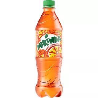 Напиток Mirinda газированный безалкогольный
