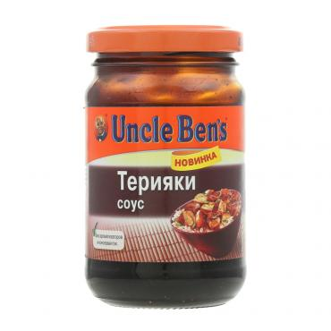 UNCLE BENS ТЕРИЯКИ  8*210Г