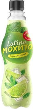 Безалкогольный напиток Очаково Мохито Latino классический, стекло 0,5 л.