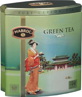 Чай Mabrok Древние Легенды Зеленые кольца зеленый