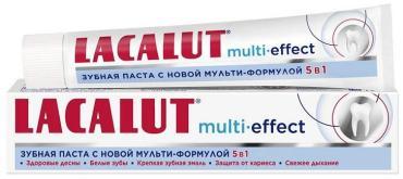 Зубная паста LACALUT Multi Effect 75мл