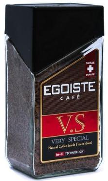 Кофе EGOISTE растворимый Very Special  100г