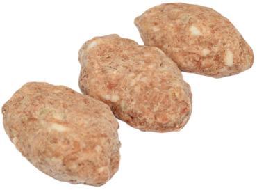 Шницель Планета Ферм Обеденный с печенью из мяса говядины и свинины