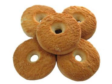Печенье с топленым маслом Диво хлеб Лужское