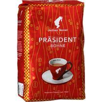 Кофе Julius Meinl President Bohne 500 г.