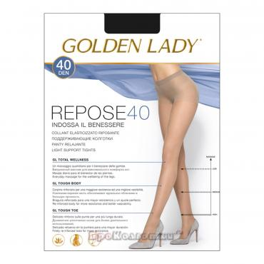 Колготки Golden Lady REPOSE nero размер 2, 40 den