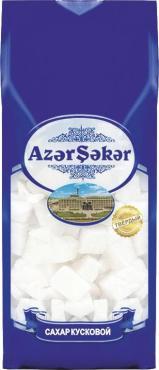 Сахар кусковой Azer Seker, 800 гр., бумажная упаковка
