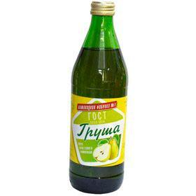 Лимонад Лимонадная фабрика №1 Груша, 450 мл., Стекло