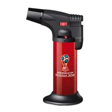 Зажигалка красная Zengaz Fifa