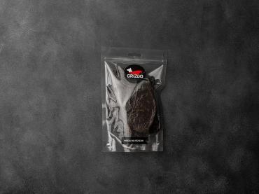 Печеночные чипсы говяжьи, Grizgo, 150 гр., пластиковый пакет