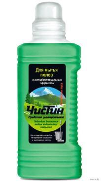 Средство для мытья пола Чистин Алтайские луга