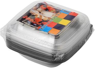 Набор крышек Мистерия для одноразового контейнера 50 шт