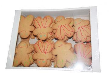 Печенье Сладкий Домик Имбирно-медовые человечки
