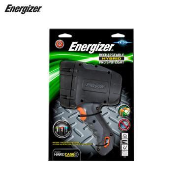Фонарь Hard Case Pro Rech LED Spotlight,  Energizer, бумажная коробка