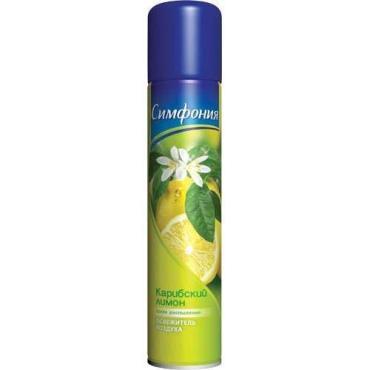 Освежитель воздуха Симфония карибский лимон