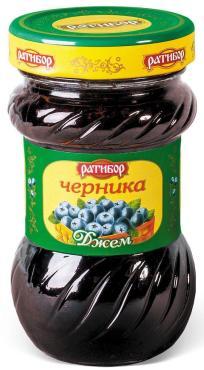 Джем Ратибор Конфитюр черника