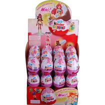 Шоколадное яйцо Kinder Даша