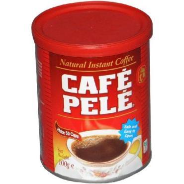 Кофе Pele порошок 100 гр
