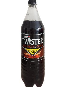 Пивной напиток Mr.Twister Виски-Кола 7%