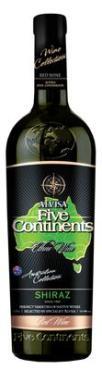 Вино Alvisa Five Continents Shiraz красное сухое
