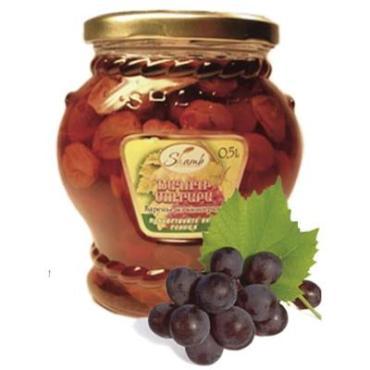 Варенье Shamb виноград, 500 мл., стекло