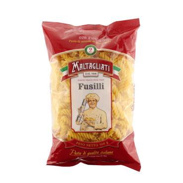 Макаронные изделия Maltagliati Fusilli №78 Спираль