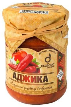 Аджика EcoFood из Армении