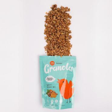 Гранола Nutsbee Курага + грецкий орех