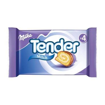 Батончик Milka Tender бисквитный