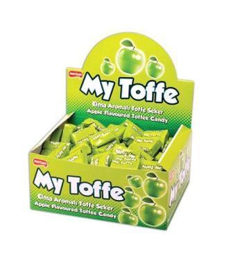 Жевательная конфета Mertsan My Toffe Яблоко