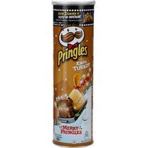 Чипсы Pringles Xmas Turkey со вкусом индейки
