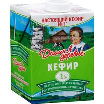 КЕФИР ДВД 1% 1/430 Л Т/П