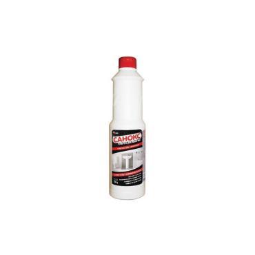Чистящее средство Санокс Ультра белый WC Для удаления ржавчины и известкового налета