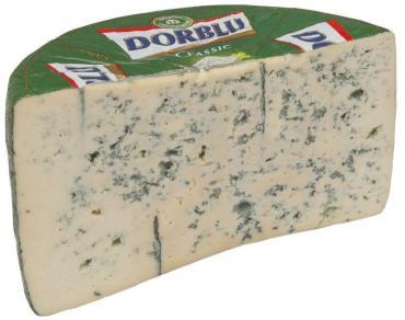 Сыр Dorblu с голубой плесенью 50%, Россия