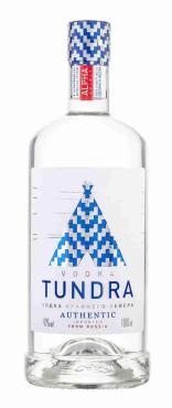 Водка Tundra Authentic 40%