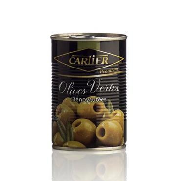 Оливки Cartier Зеленые без косточки