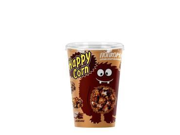 Попкорн Happy Corn Шоколад