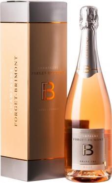 Шампанское Брют Розе Гран Крю в п.у. / Brut Rose Grand Cru in gift box,  Пино Нуар, Шардоне,  Розовое Брют, Франция
