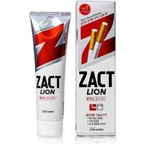 Зубная паста Zact Lion Smoker для устранения Налета и Запаха