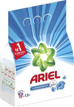Стиральный порошок Ariel Touch of Lenor Fresh Color автомат