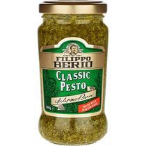 Соус Filippo Berio Classic Pesto с базиликом