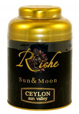 Чай Ceylon Sun Valley коллекция Sun & Moon черный