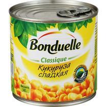 Кукуруза Bonduelle сладкая , 340 гр, ж/б