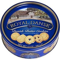 Печенье Butter Cookies Danish