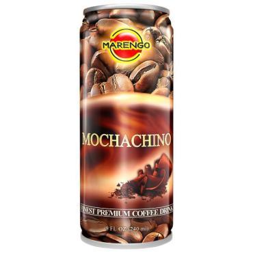 Напиток кофейно-молочный Моккачино Marengo, 240 мл., ж/б